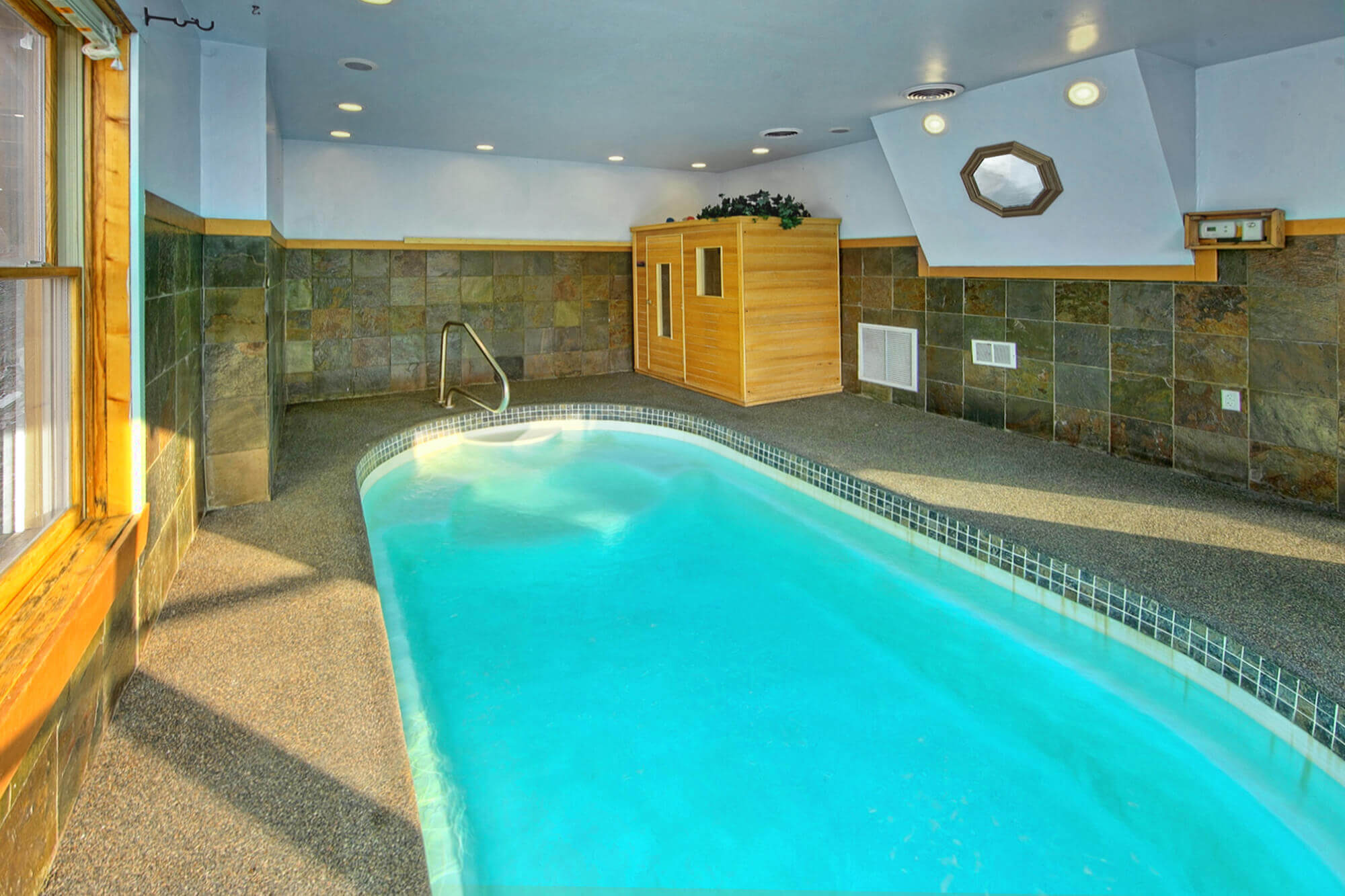 inside private gatlinburg outdoor rentals mountain cabin smoky access pools friendly tn pet swimming cabins pool with indoor
