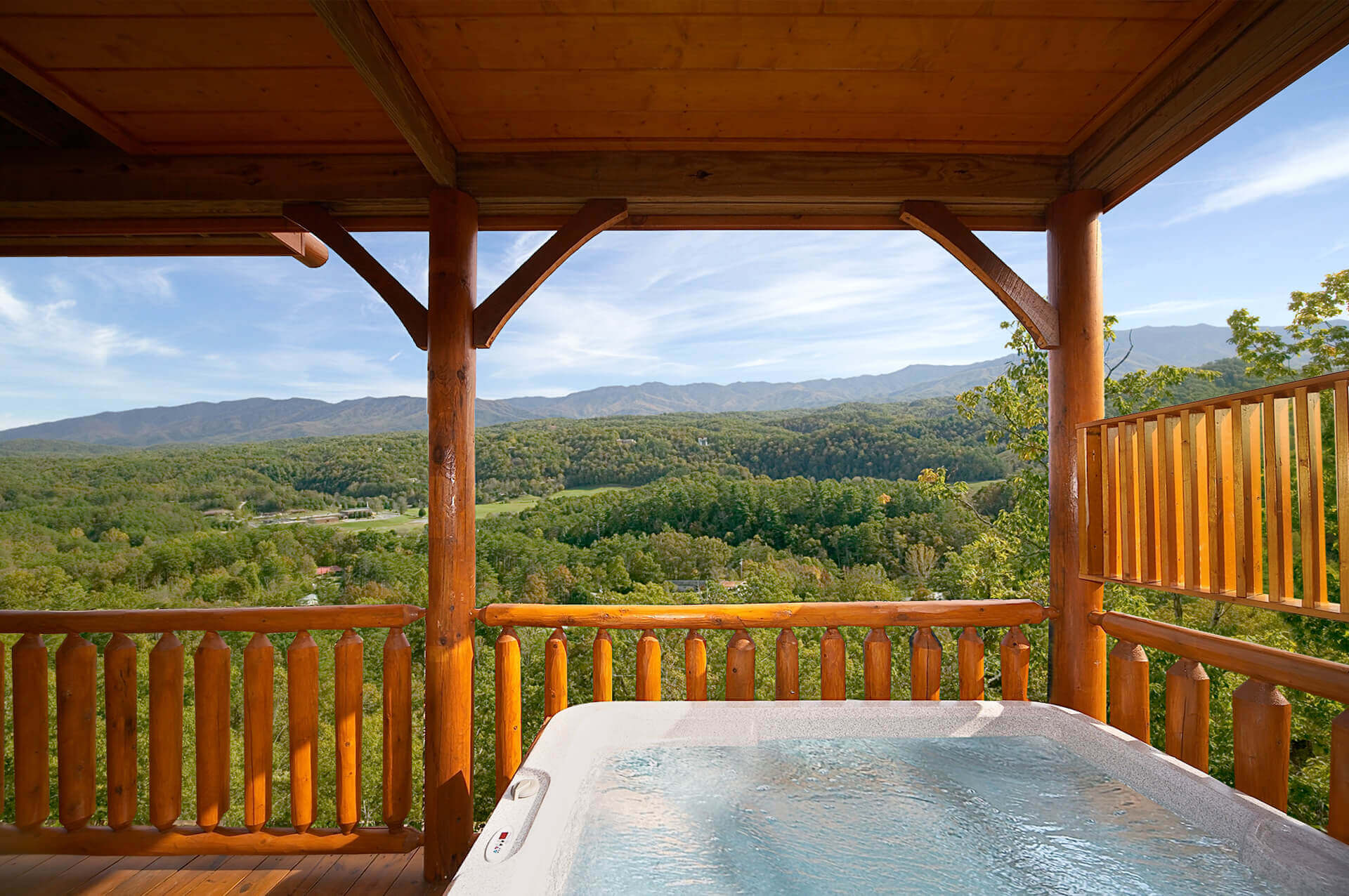 1 Bedroom Cabins in Gatlinburg, TN for Rent | Elk Springs Resort