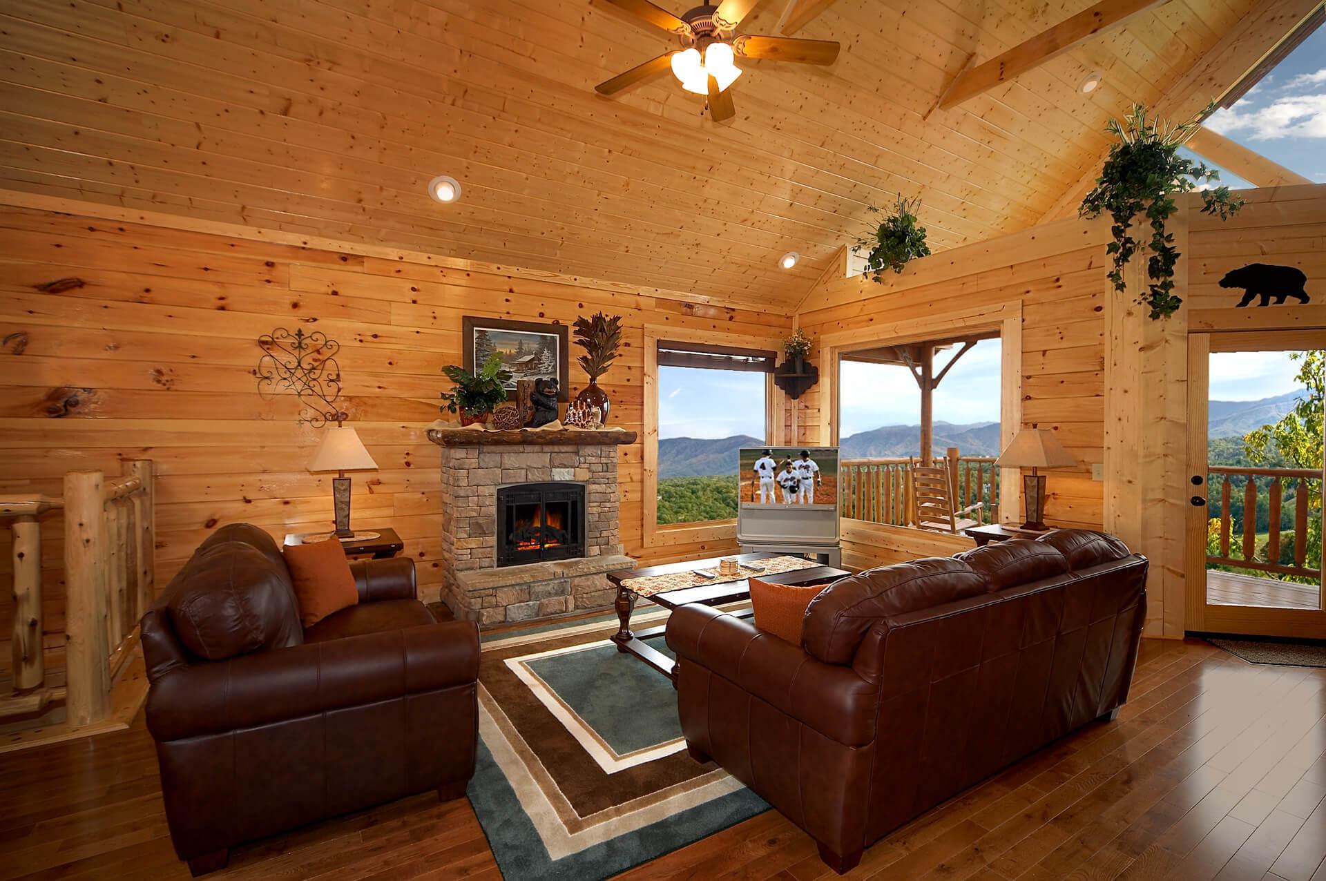 Above The Tree Tops Cabin Elk Springs Resort