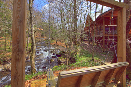 Creeksong - Gatlinburg Cabin on a Creek