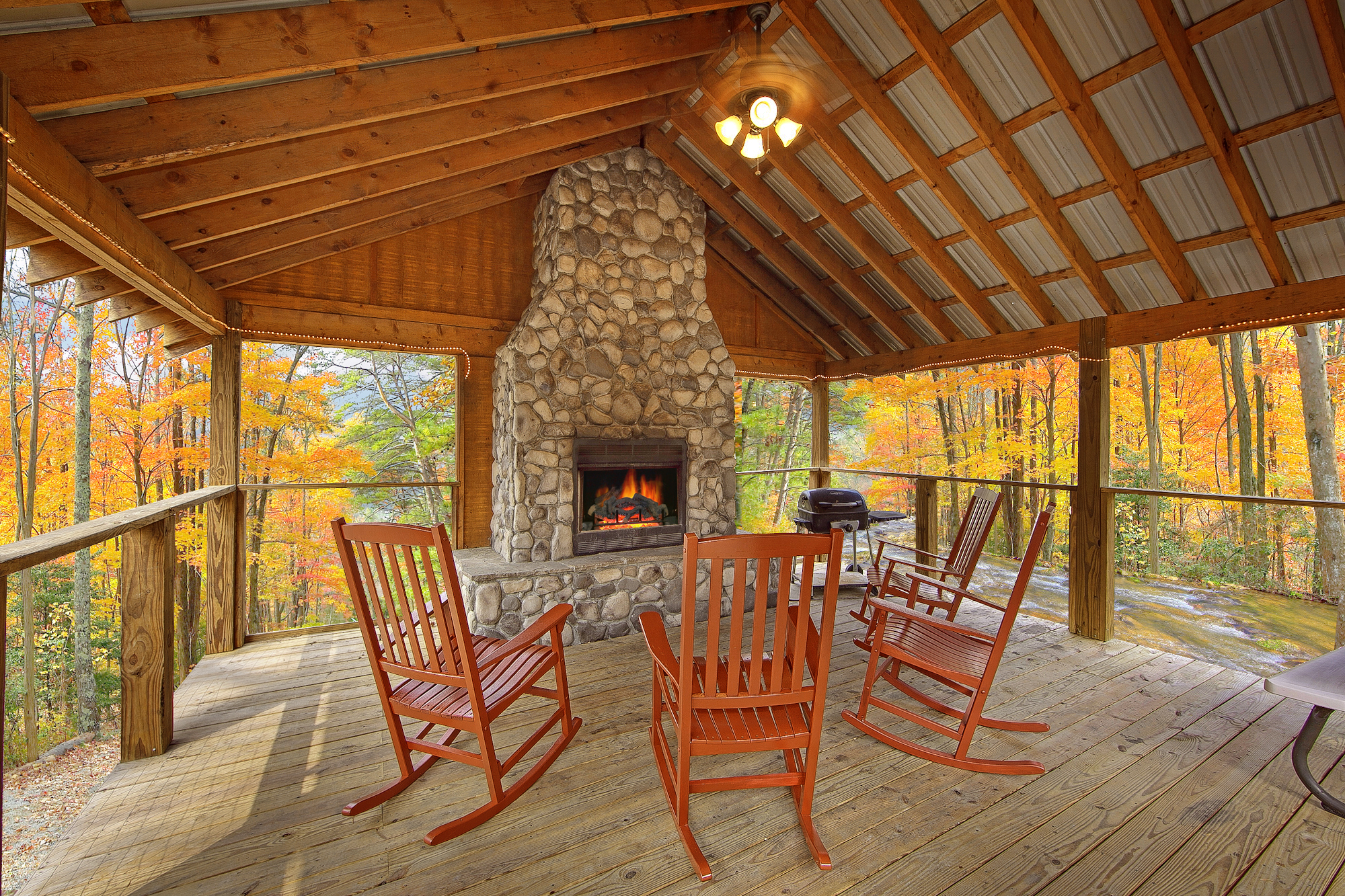 great tennessee retreats rental natural american rentals homes and cabins vacation by mountain pin smoky mountains