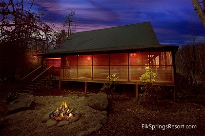 Creeksong Gatlinburg Cabin for Rent