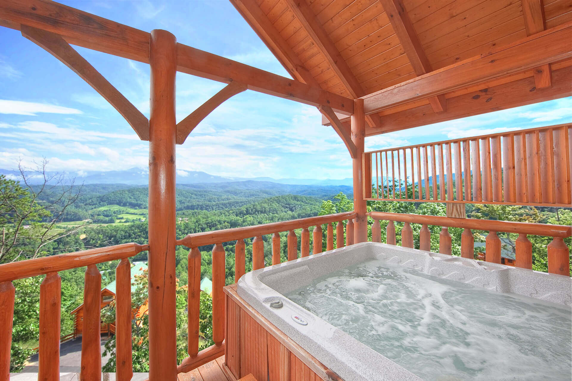luxury for indoor pigeon dollywood small cheap in bedroom sale lodging rentals pool cabins near pet friendly forge with tn