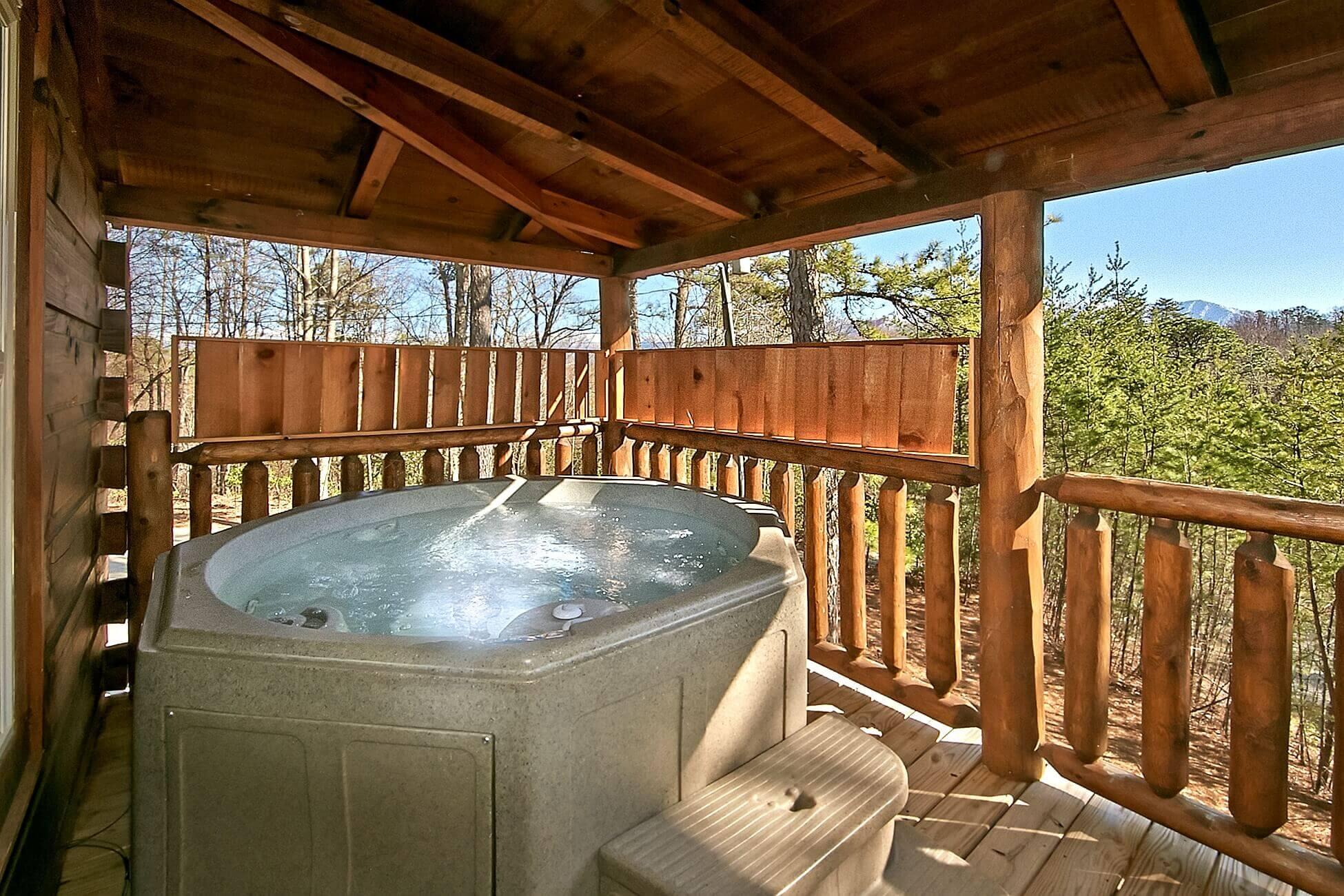 Private Indoor Pool Cabin In Gatlinburg Elk Springs Resort