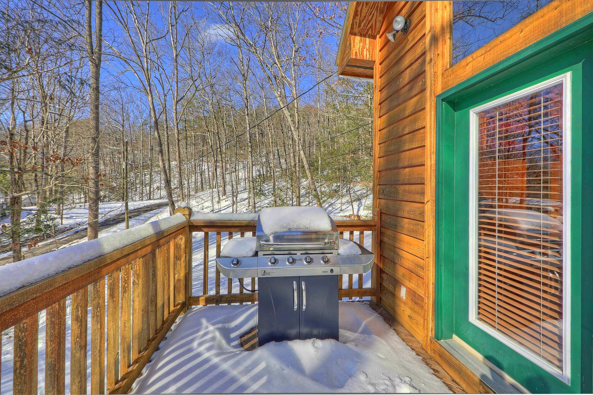 Smoky Mountain Romance 1 Bedroom Secluded Private Cabin Rental Elk Springs Resort