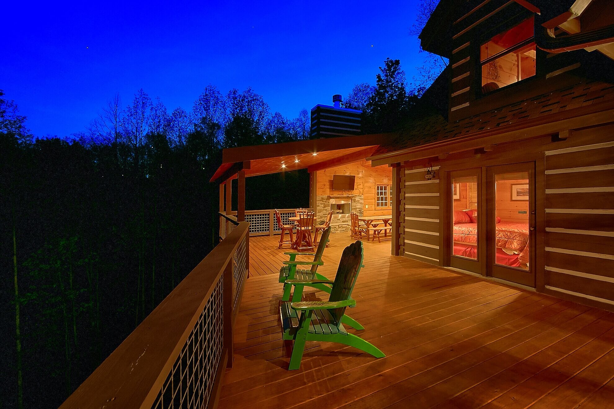 4 Bedroom Cabins In Gatlinburg Tn For Rent Elk Springs Resort