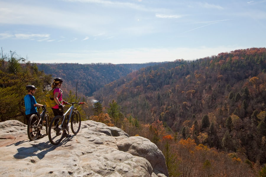 Mountain Biking in Gatlinburg