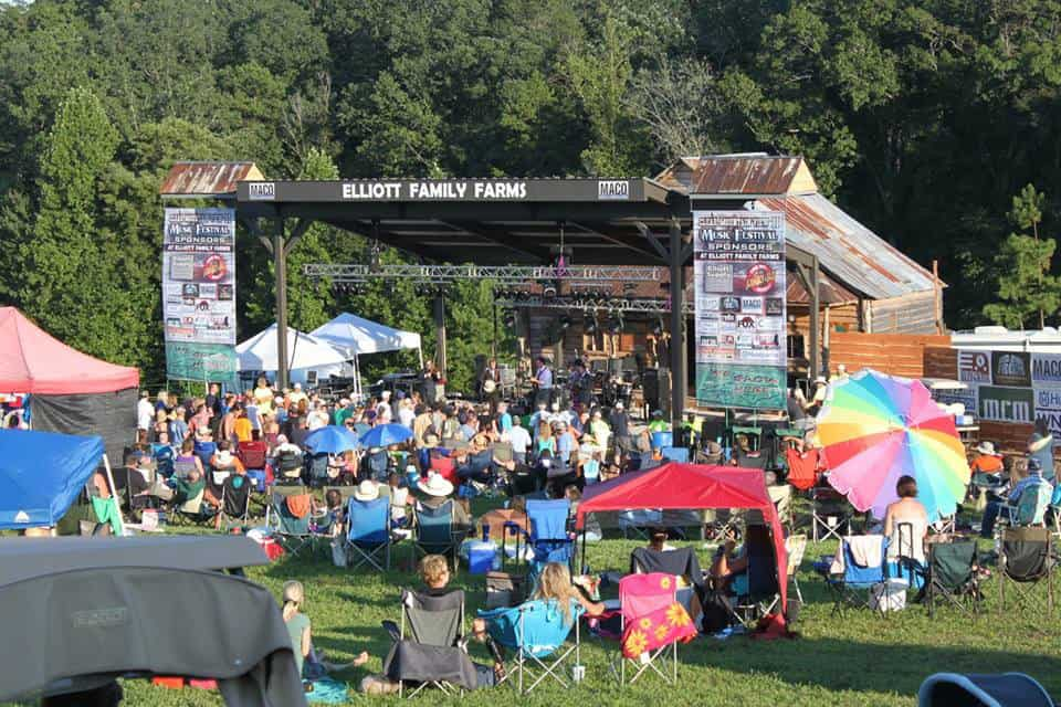 Music Festival in Gatlinburg