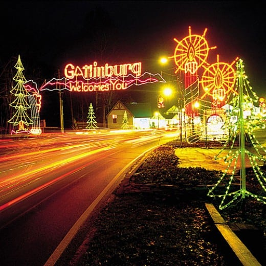 Winter Events in Gatlinburg