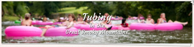 Tubing in the Great Smoky Mountains