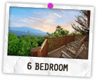 6 Bedroom Cabins