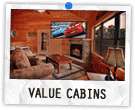 Value Cabins in Gatlinburg