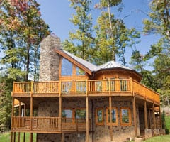 Luxury Gatlinburg Cabin