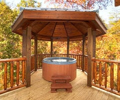 Cabin Rentals with Hot Tubs