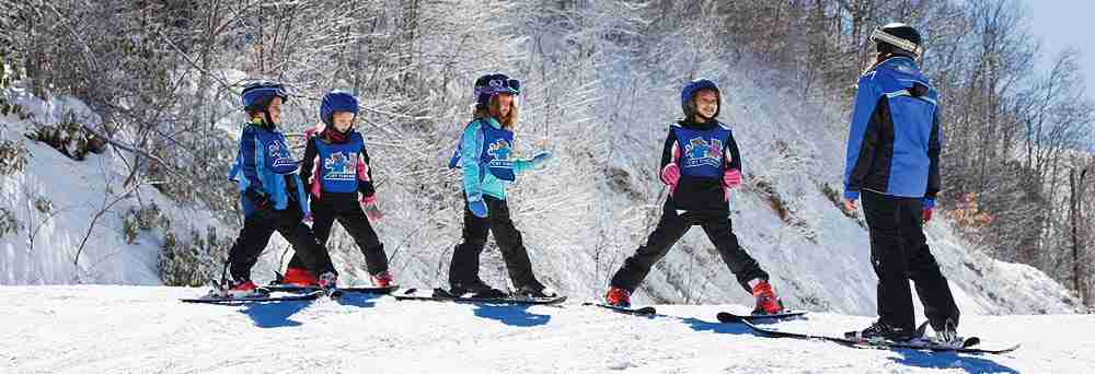 Cataloochee Ski and Snowboard Kids Program