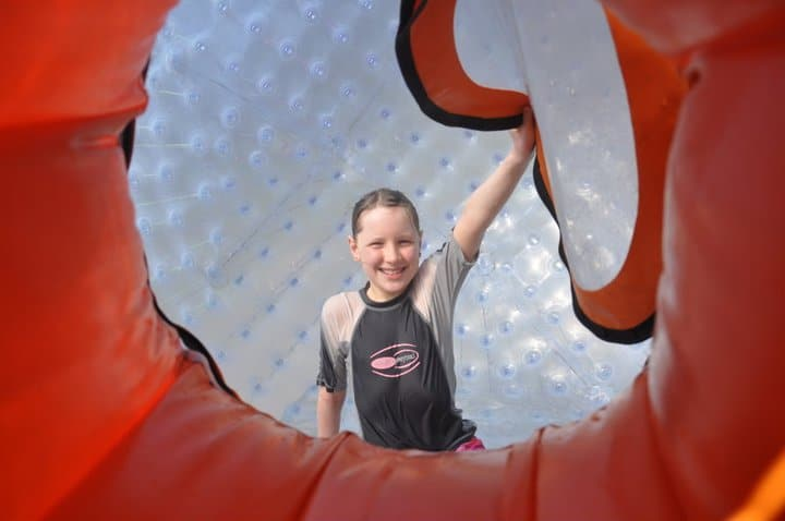 Zorb Ride in Gatlinburg