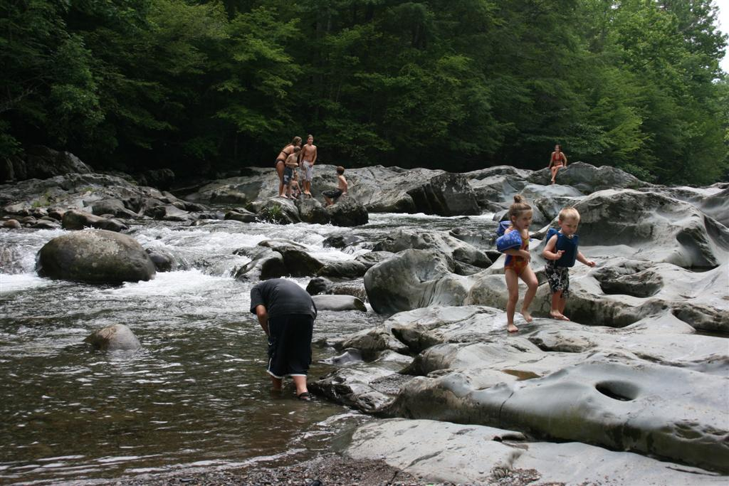 Greenbrier, Great Smoky Mountains National Park