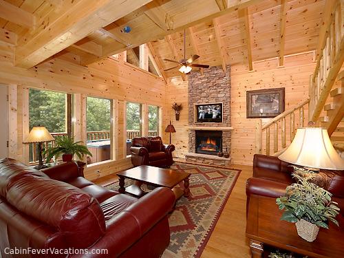 Buck Wild Living Room