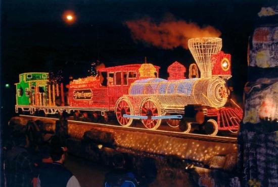 Gatlinburg Parade of Lights
