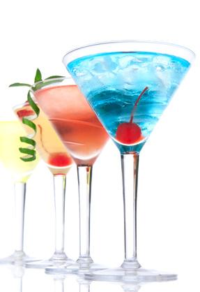 Gatlinburg Springs Drinks