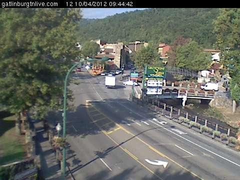Gatlinburg Downtown Live Webcam
