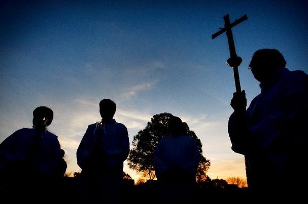 Gatlinburg Sunrise Mass