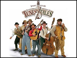 Tunes and Tales in Gatlinburg