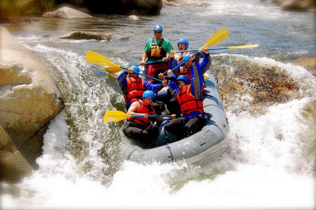 Smoky Mountain Rafting