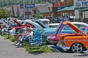 Gatlinburg Cars