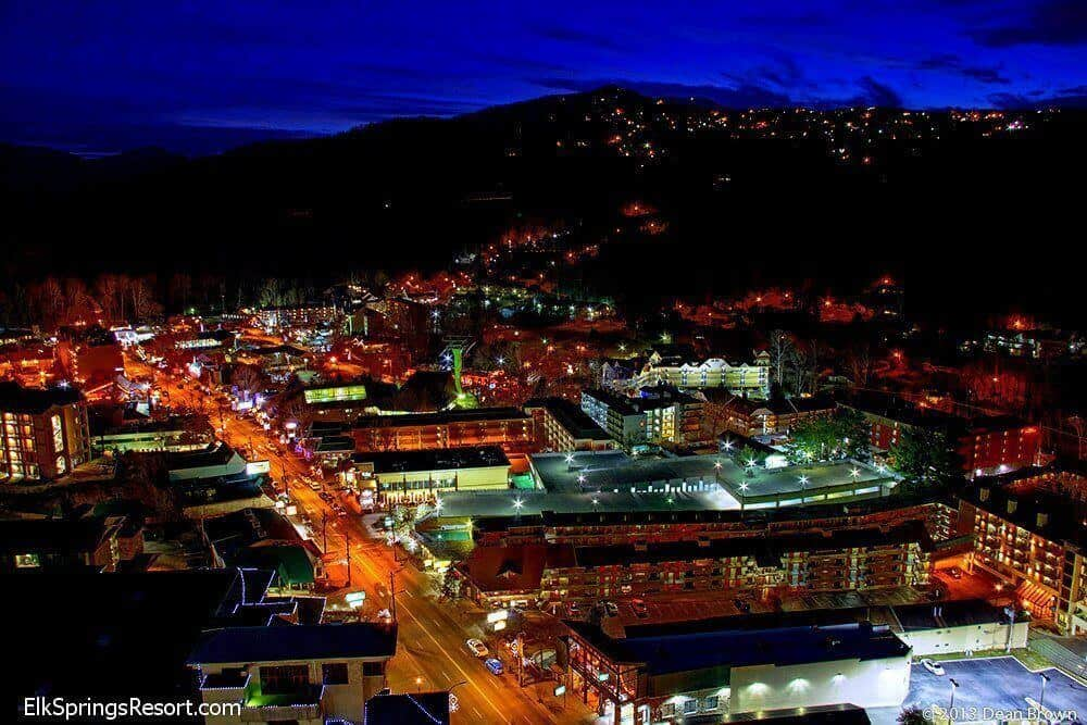 Gatlinburg Christmas Lights