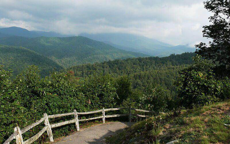 Scenic Drives In The Smoky Mountains Elk Springs Resort