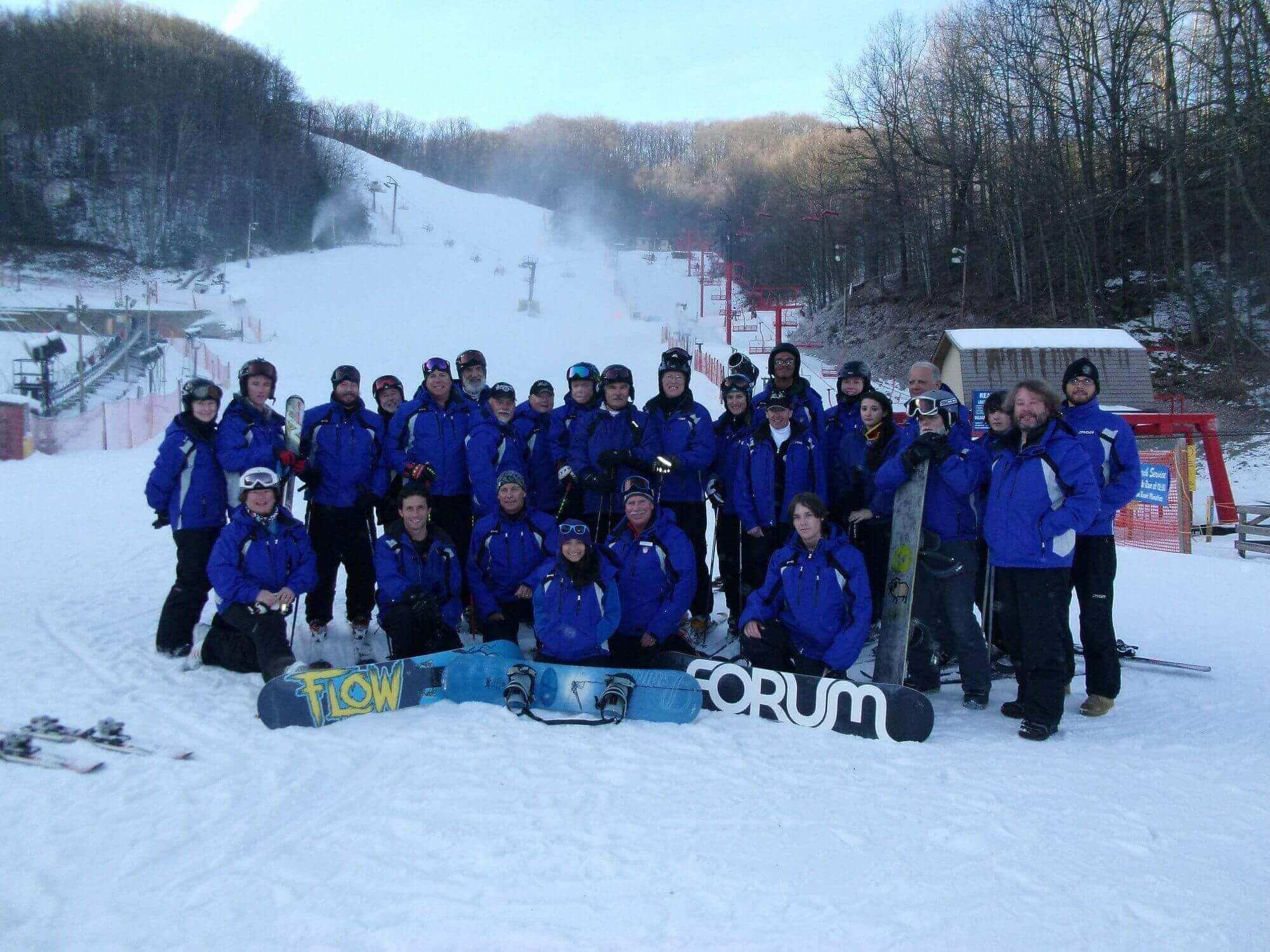 Winter Sports Amp Skiing Attractions In Gatlinburg Elk