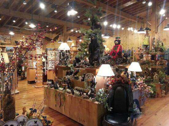 Shopping In Gatlinburg Area Elk Springs Resort