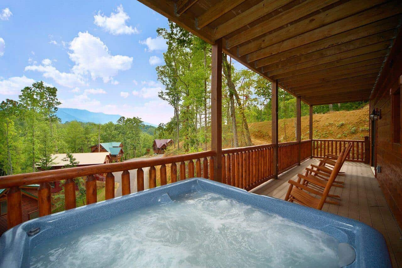Almost Heaven Cabin In Gatlinburg Elk Springs Resort