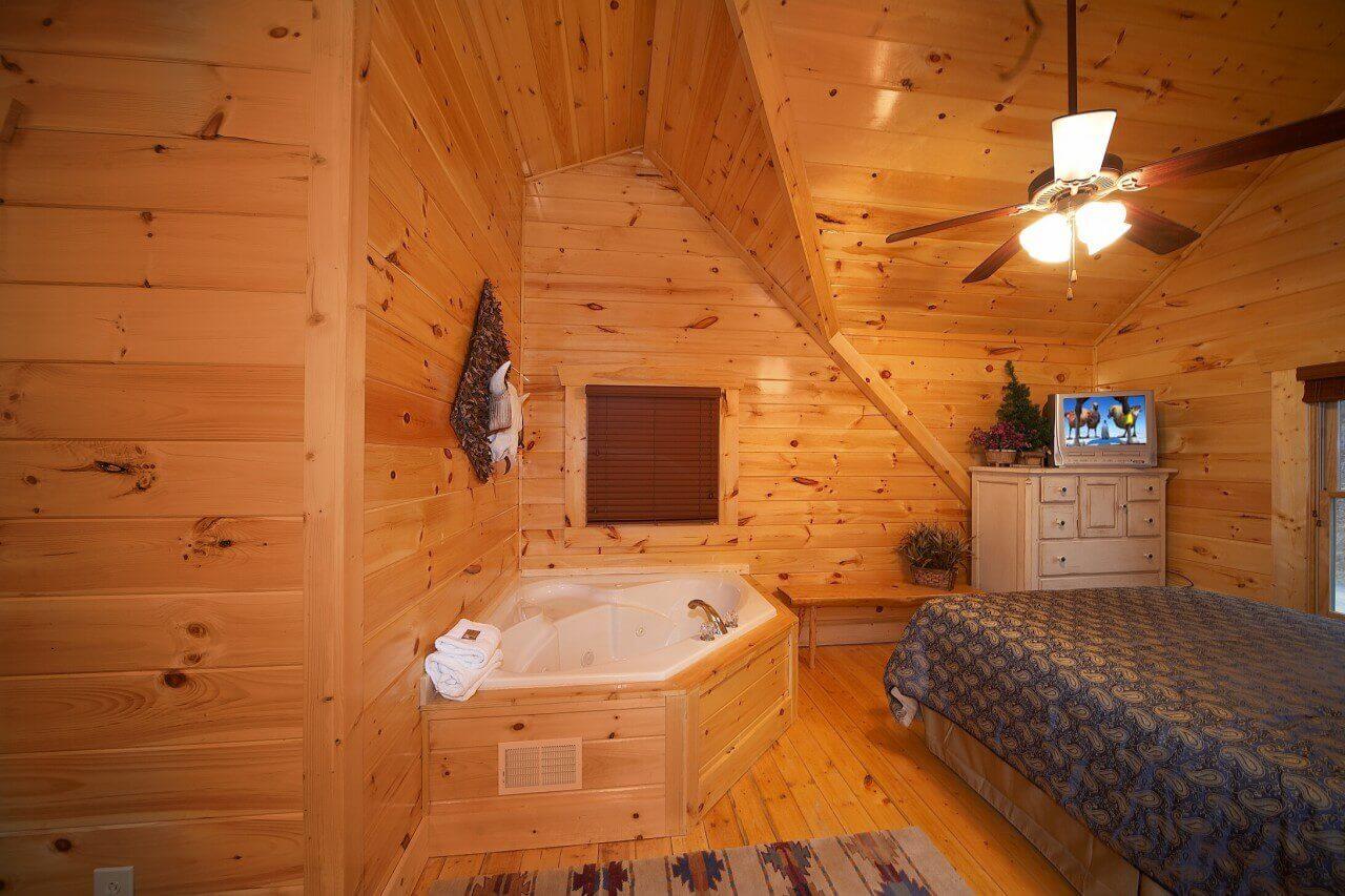 Cowboy Way Cabin In Gatlinburg Elk Springs Resort