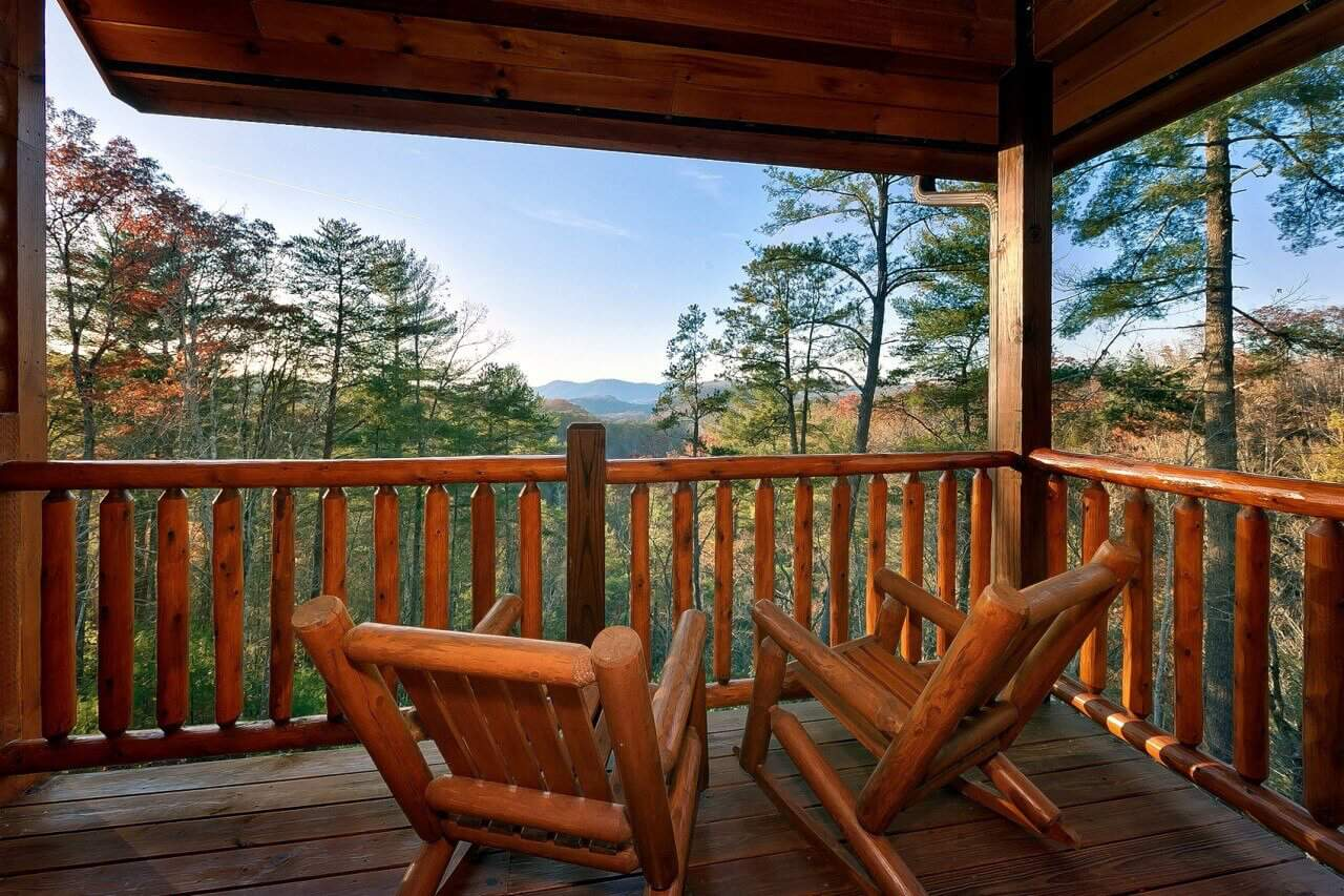 Mountain Bliss Cabin In Gatlinburg Elk Springs Resort