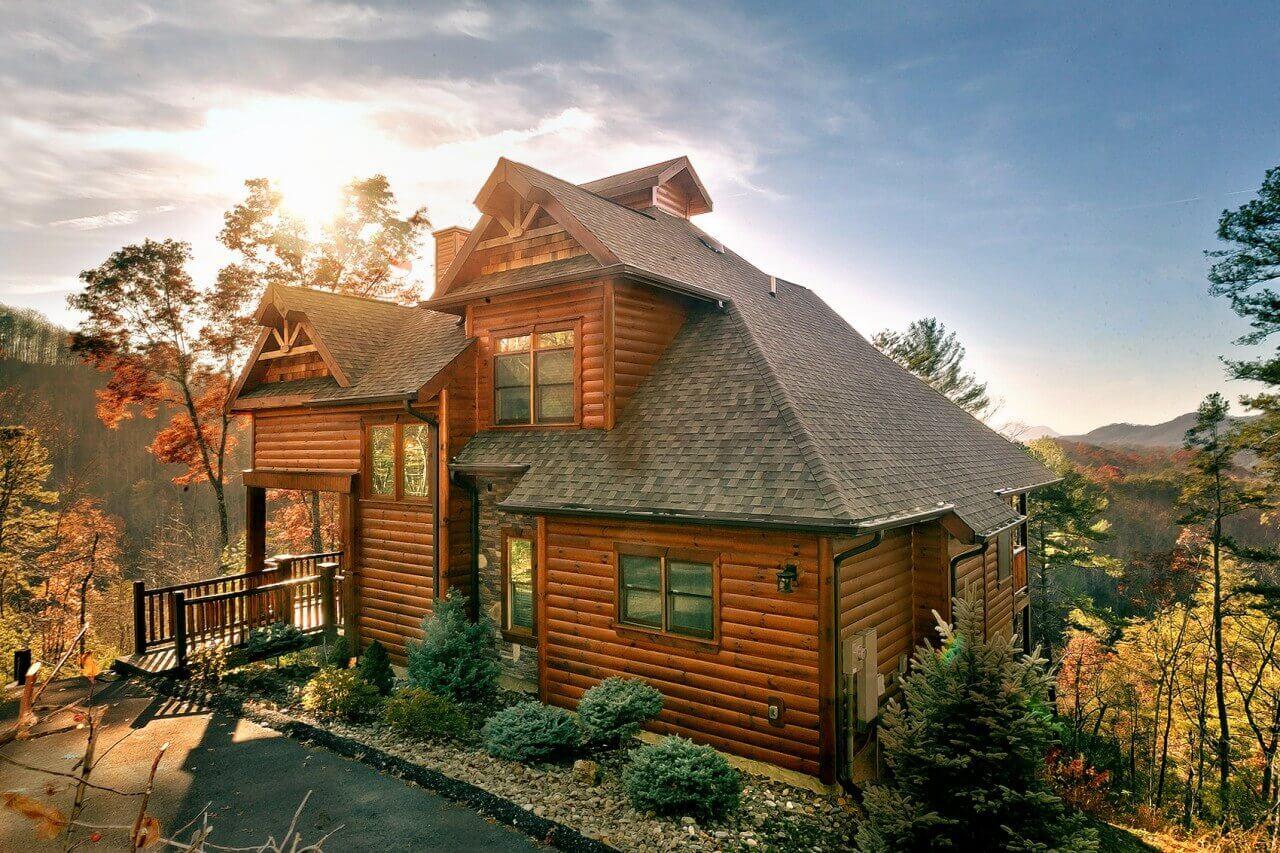 Mountain bliss cabin in gatlinburg elk springs resort for Cabins in gatlinburg