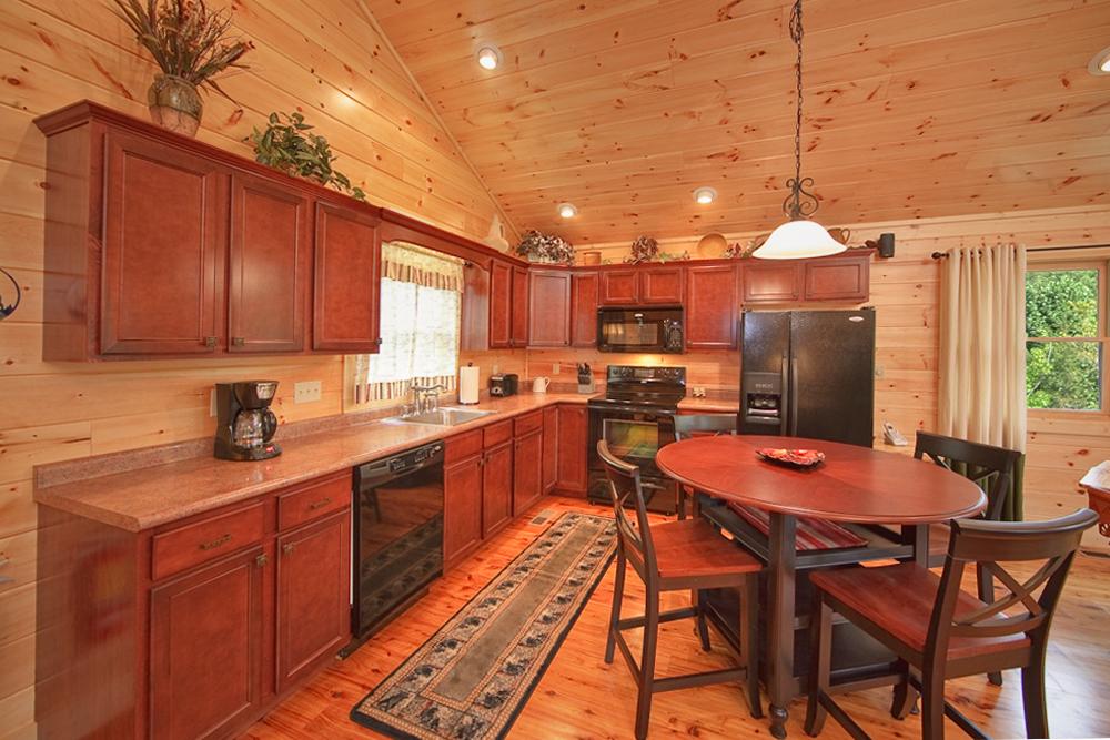 Mountain Hideaway Cabin In Gatlinburg Elk Springs Resort