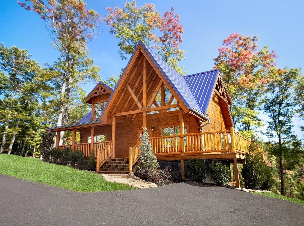 mountain laurel cabin in gatlinburg elk springs resort