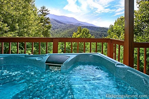 Mountain Memories Cabin In Gatlinburg Elk Springs Resort