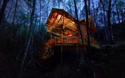 Elk Springs Resort: Gatlinburg Cabins & Smoky Mountains