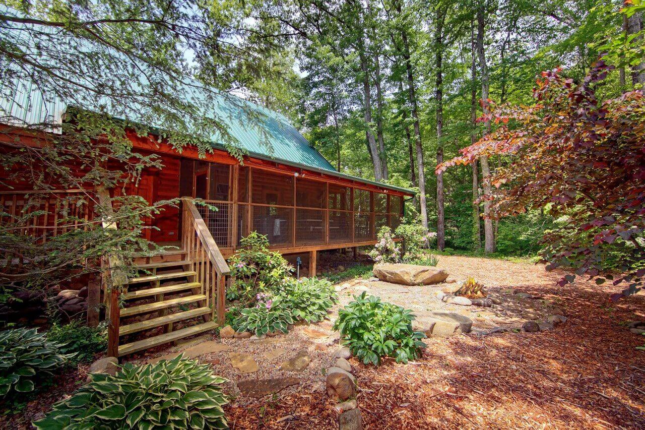 creeksong cabin in gatlinburg elk springs resort