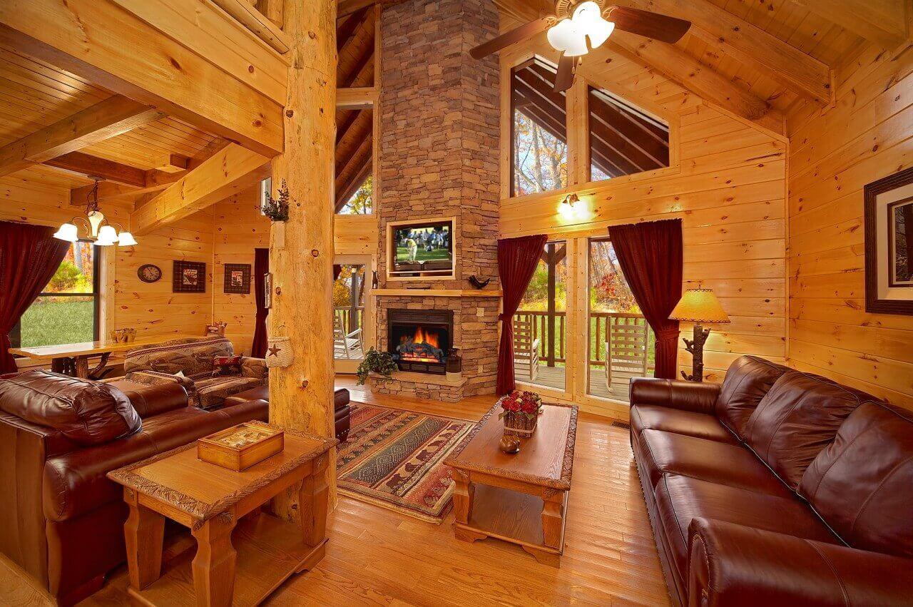 Grin Amp Bear It Cabin In Gatlinburg Elk Springs Resort