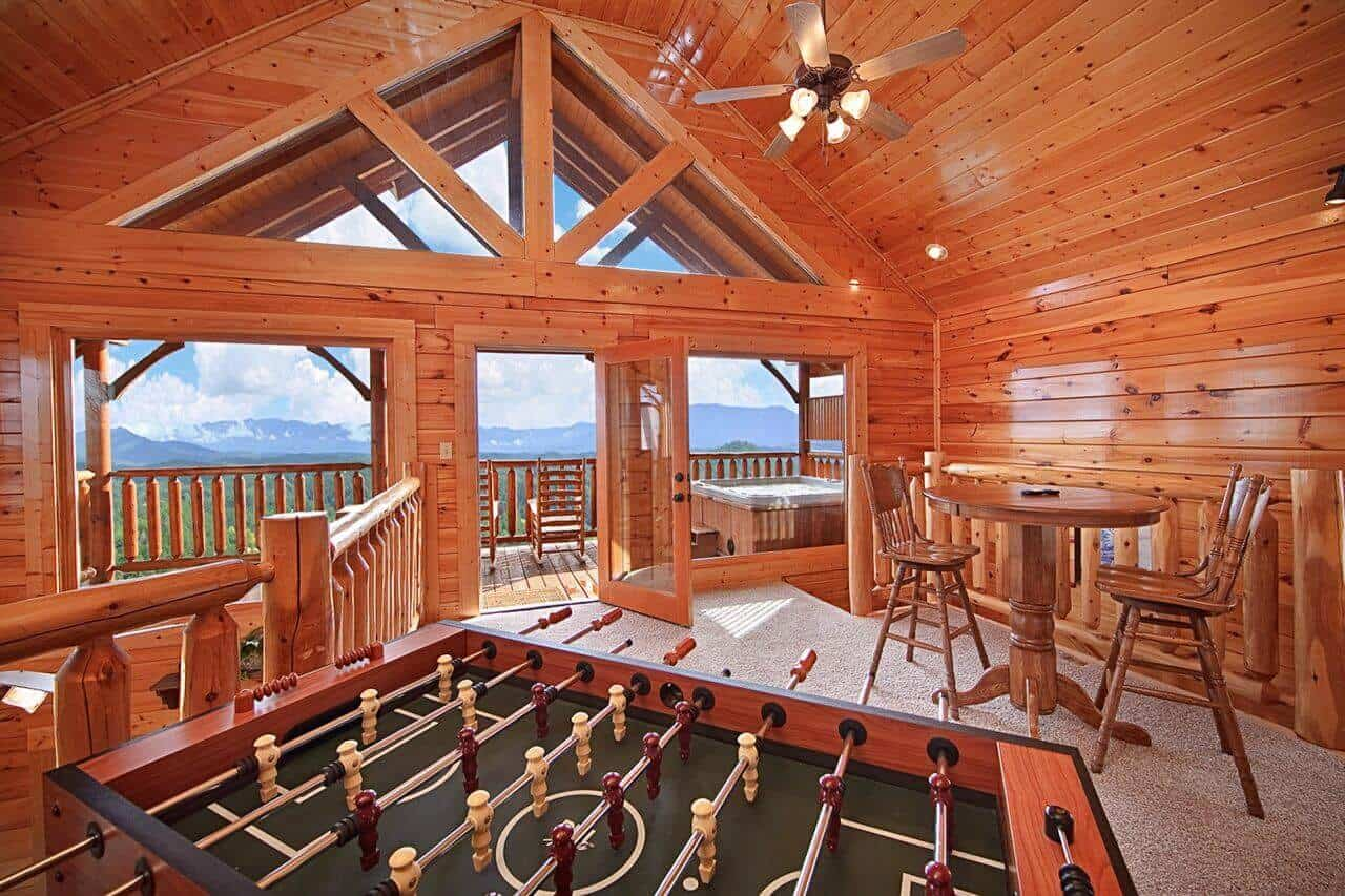 heavenly views 97 cabin in sevierville elk springs resort