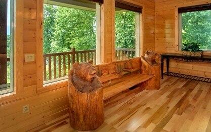 Knockin On Heavens Door Cabin In Gatlinburg Elk Springs