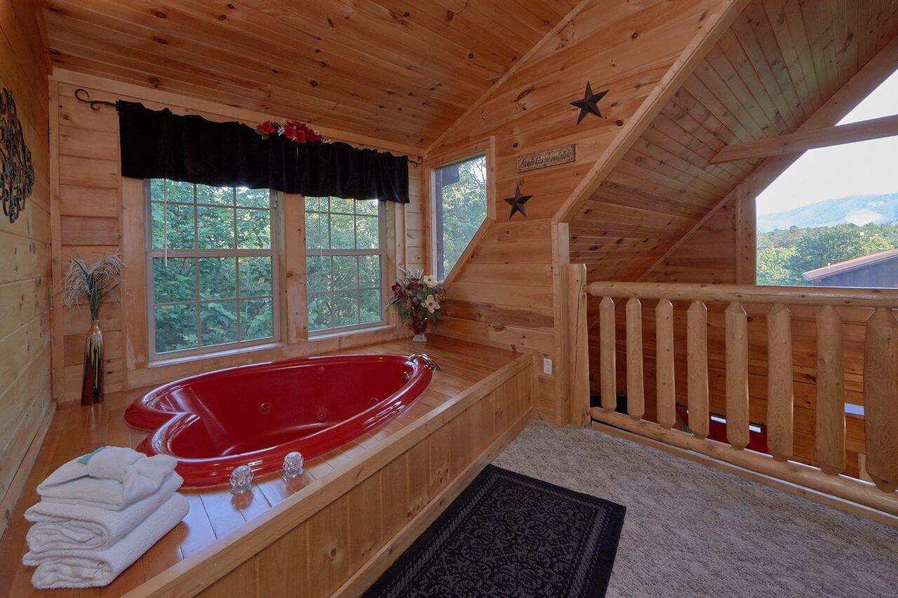 Romantic Honeymoon Pool Cabin Elk Springs Resort