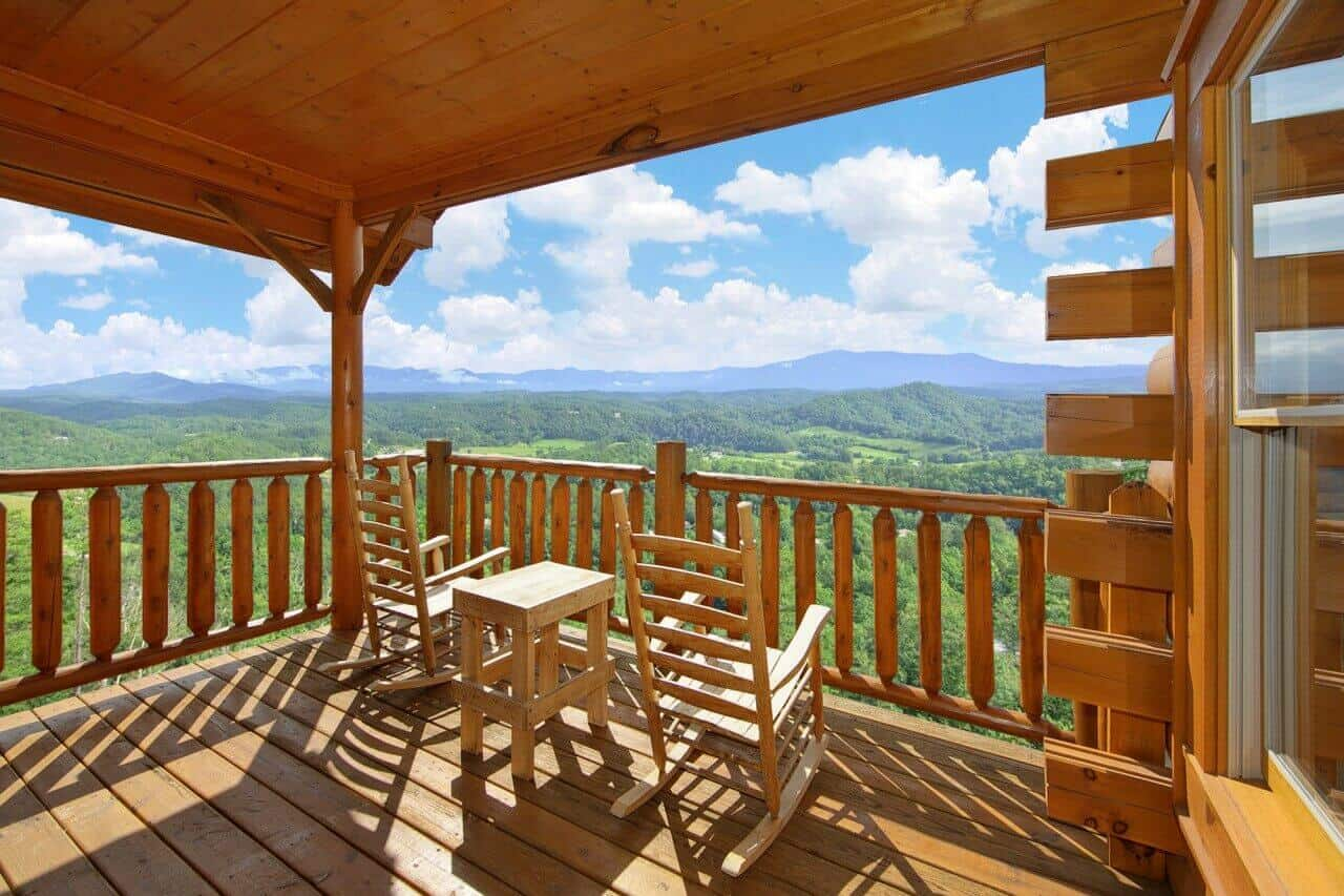Ridgetop Retreat (#50) cabin in Sevierville | Elk Springs Resort