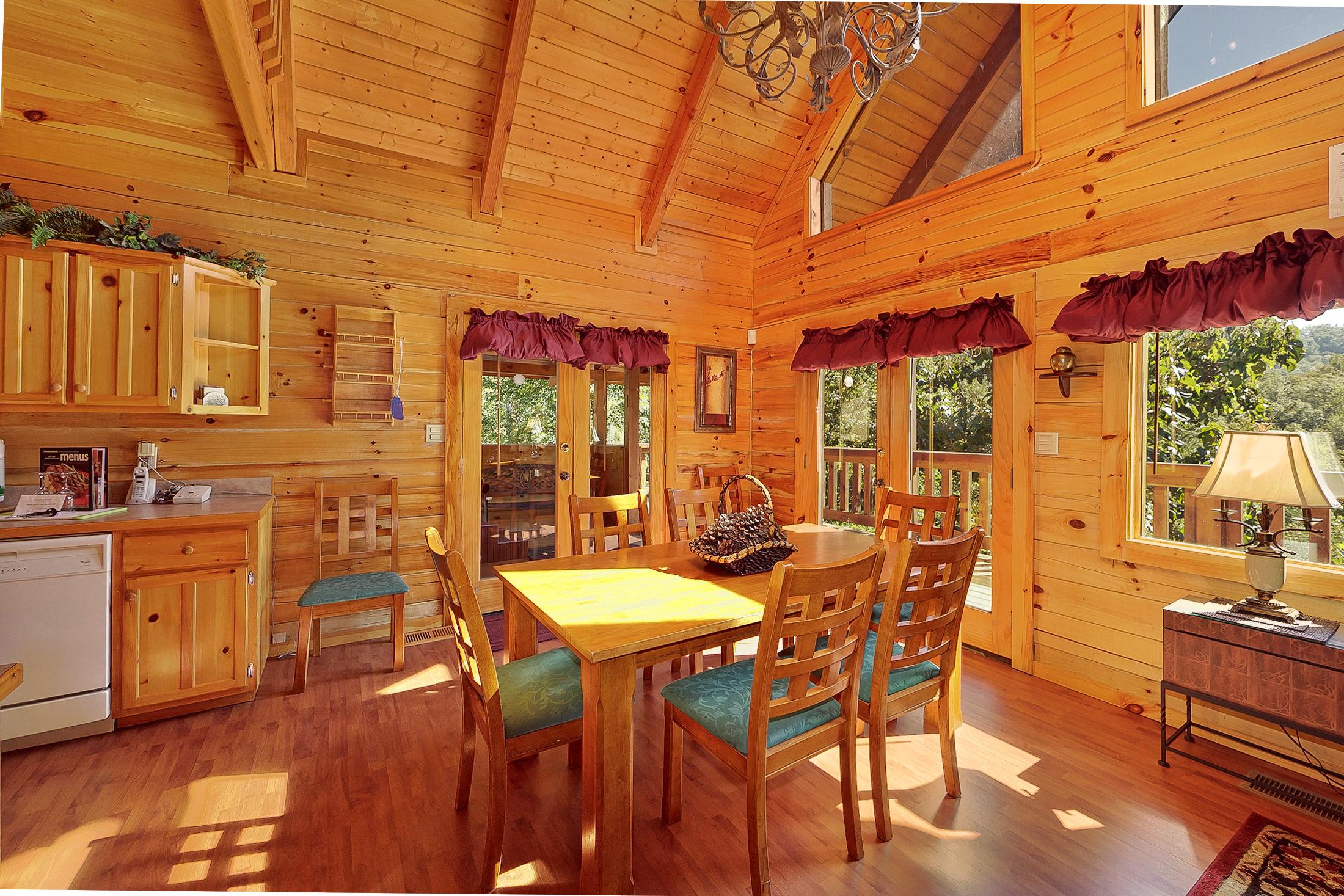 Secluded Hideaway Cabin In Pigeon Forge Elk Springs Resort
