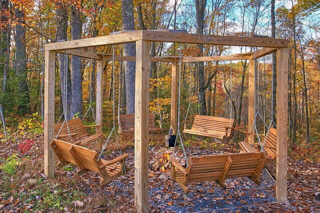 Stairway To Heaven Cabin In Gatlinburg Elk Springs Resort