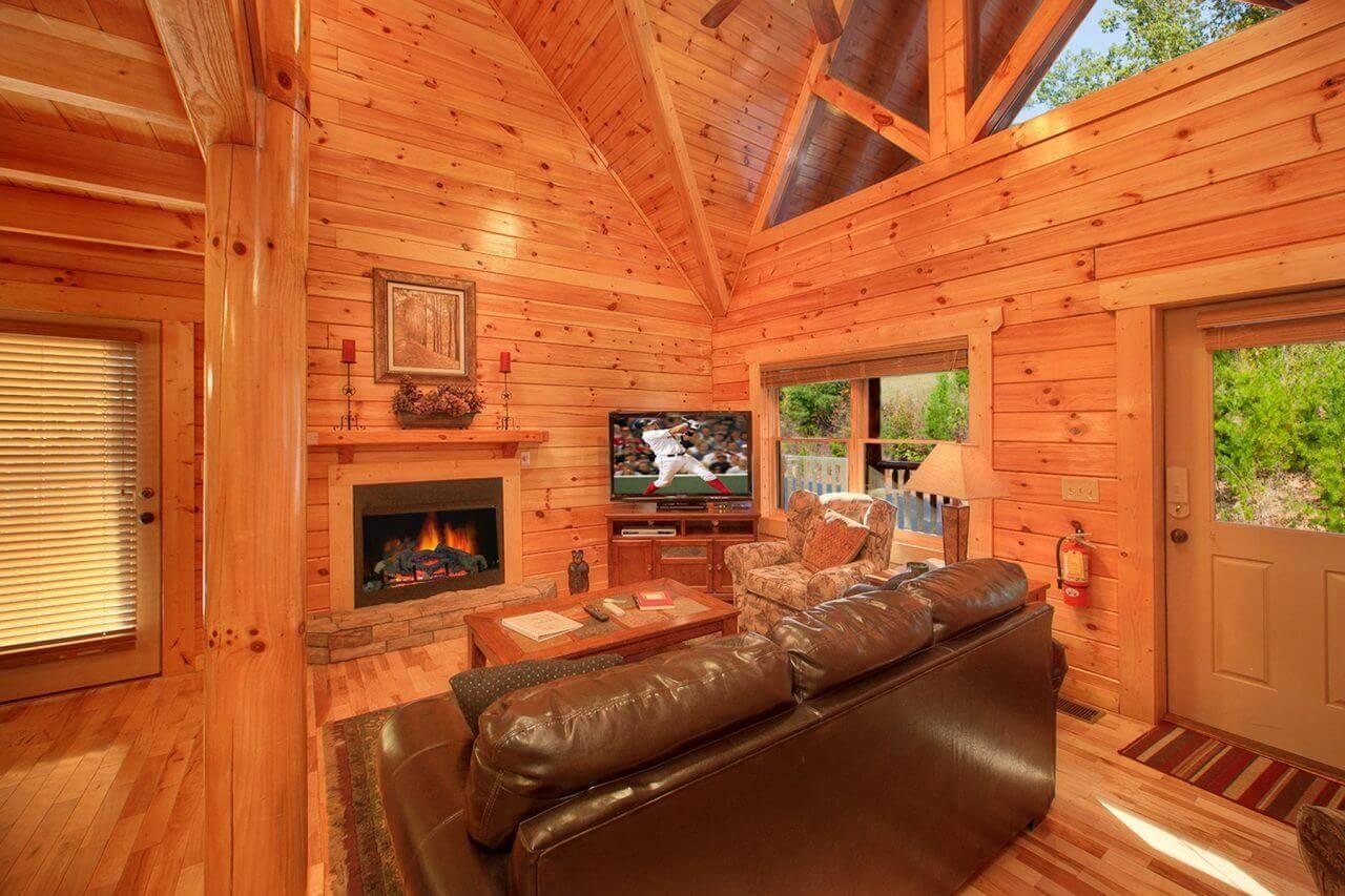 Touch Of Class Cabin In Gatlinburg Elk Springs Resort